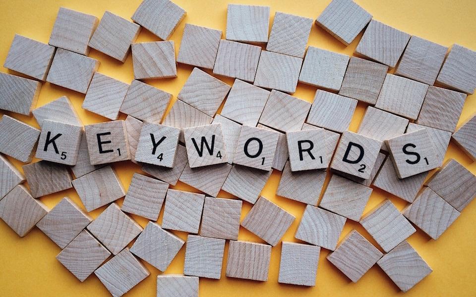 Ako vybrať kľúčové slová pre mobilnú aplikáciu